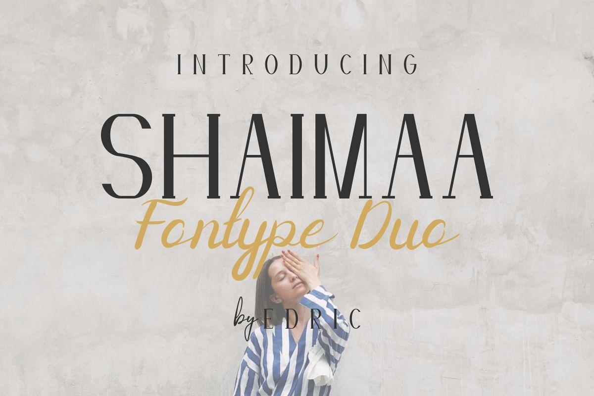 SHAIMAA example image 1