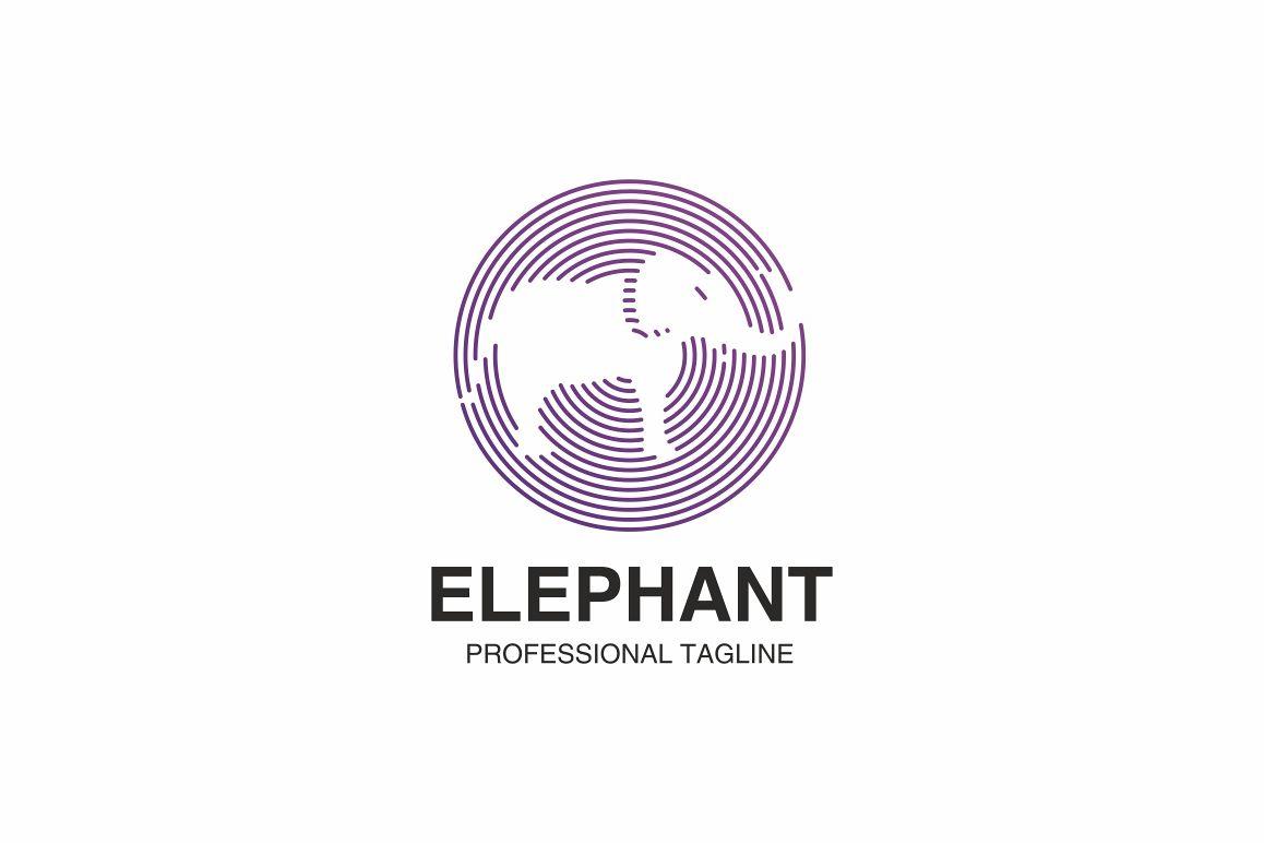 Elephant Logo example image 1