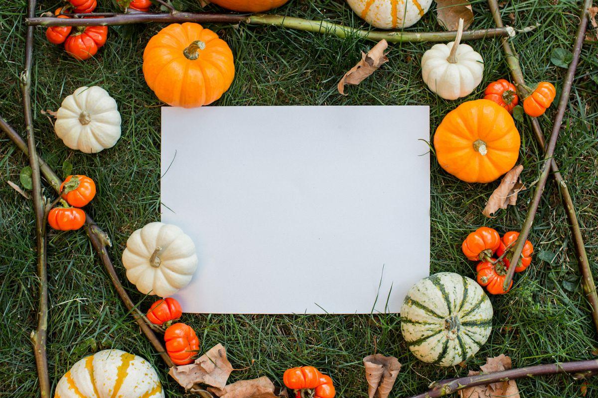 Pumpkin Autumn mockup example image 1