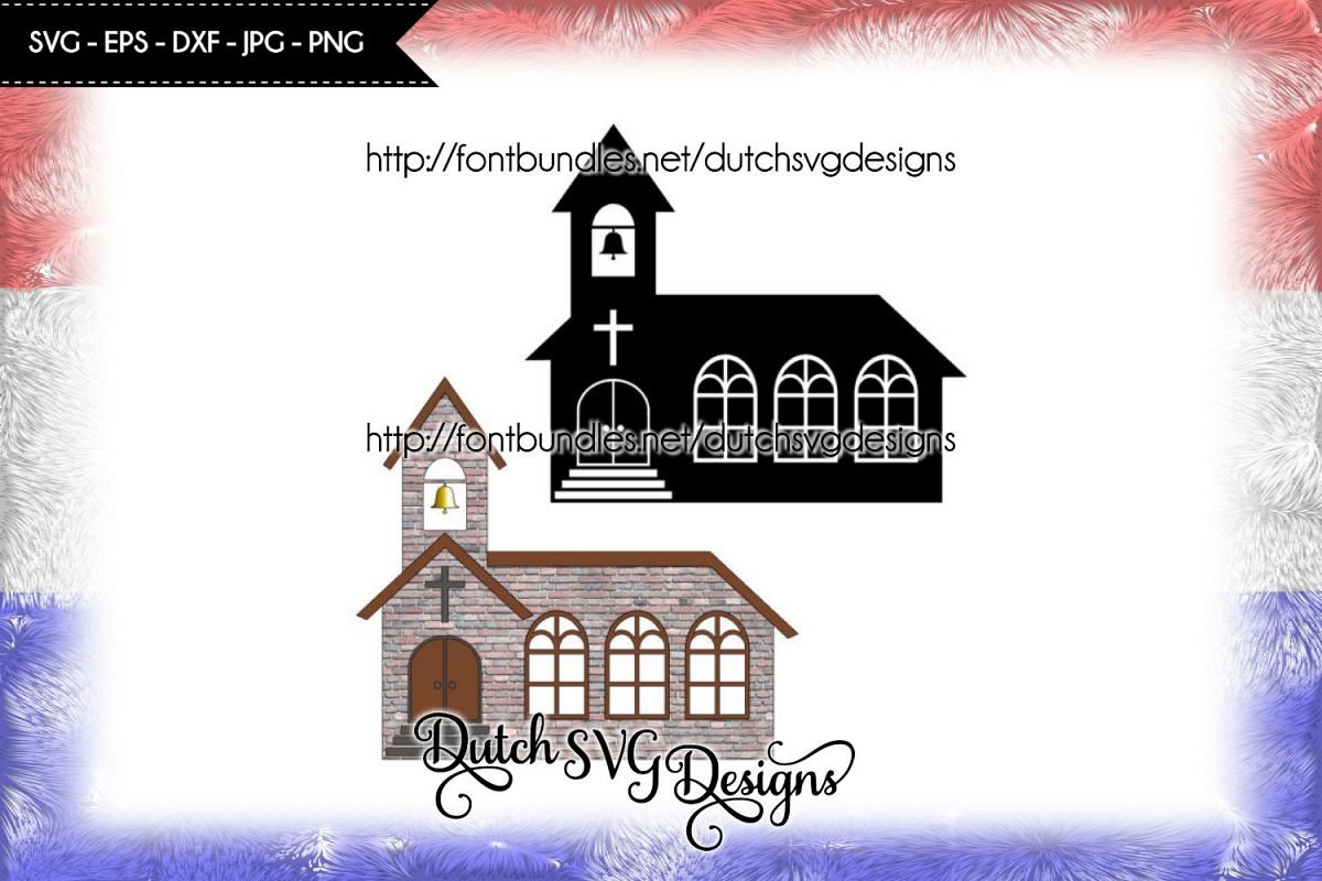 2 Church cutting files example image 1