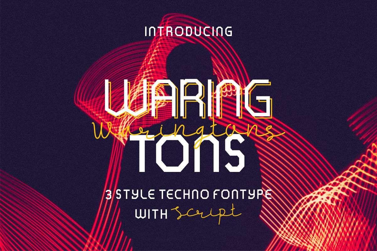WARINGTONS example image 1