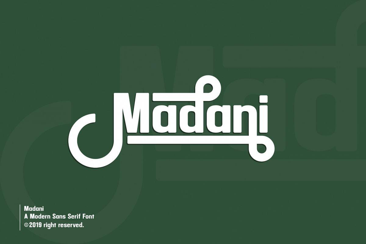 Madani example image 1