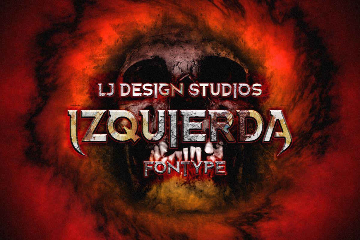 Izquierda example image 1