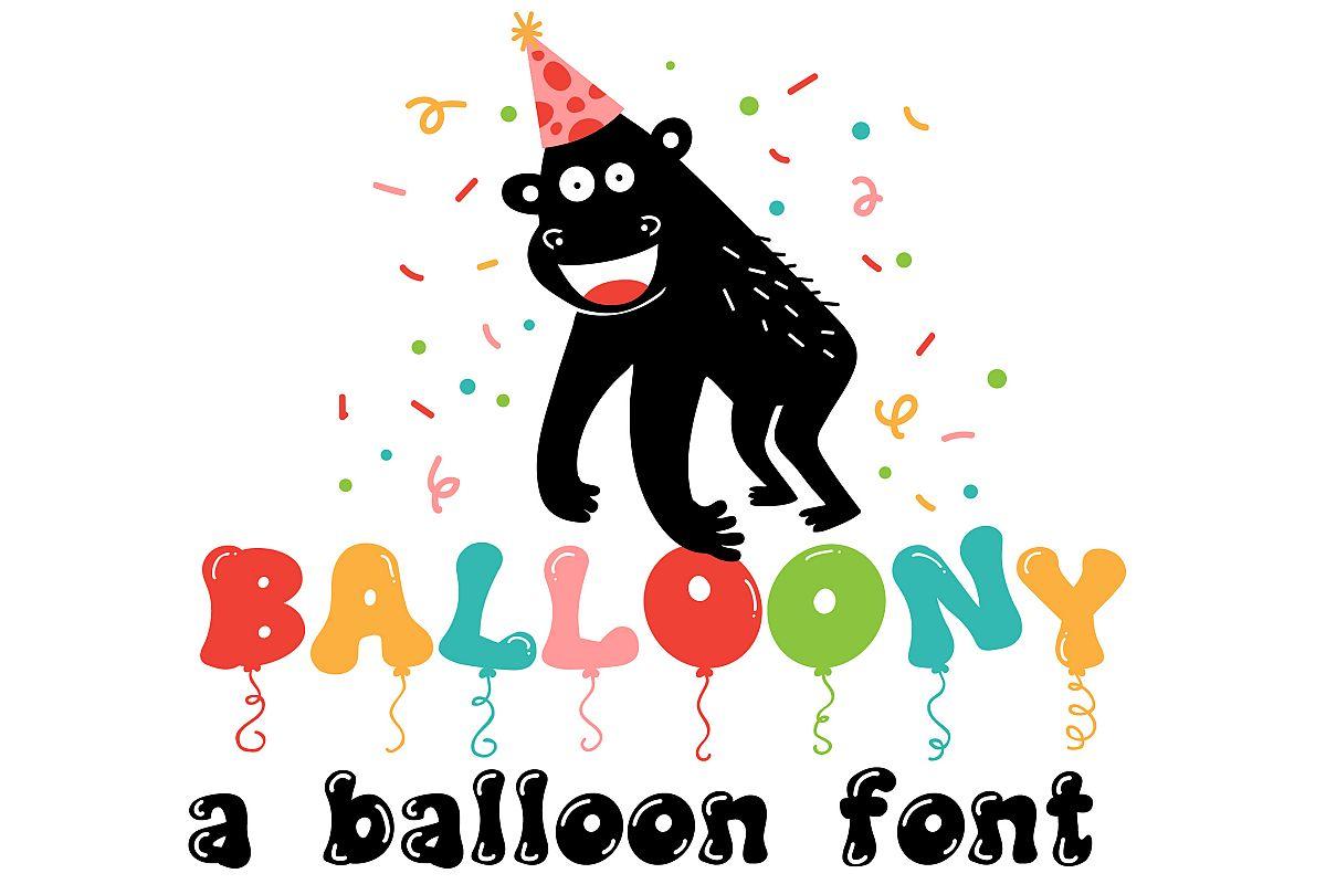 PN Balloony example image 1