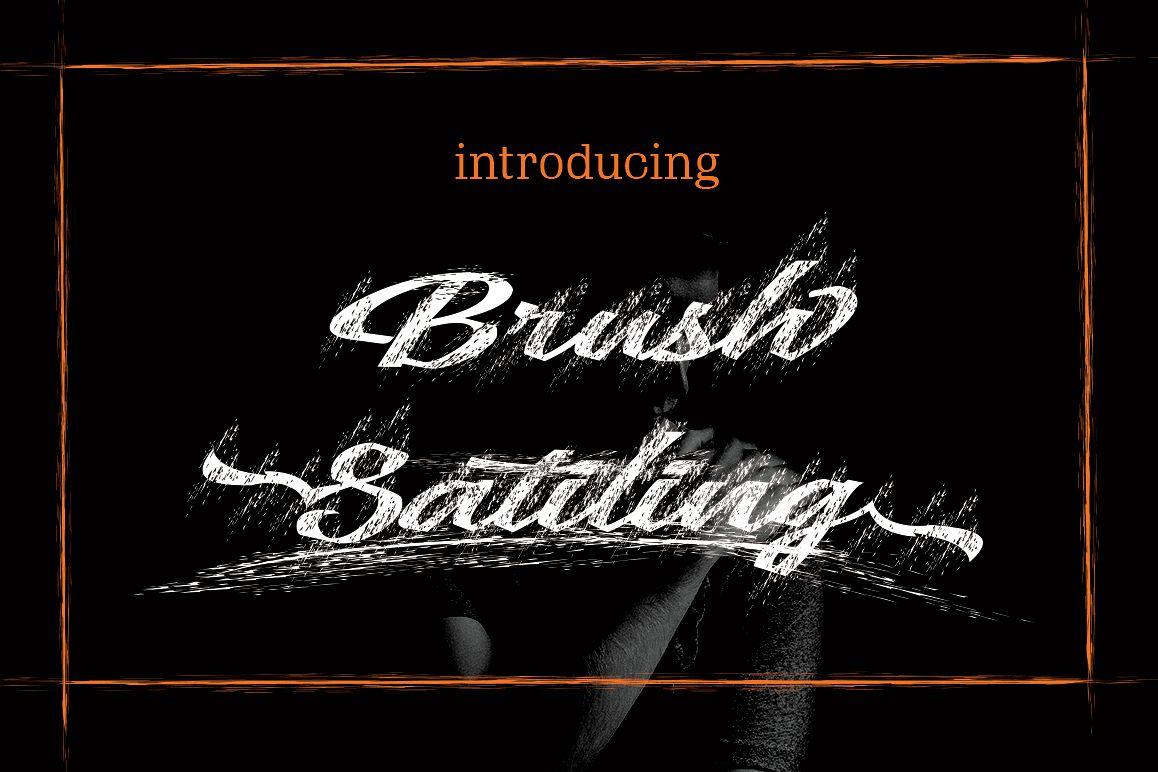 Brush Satiling example image 1