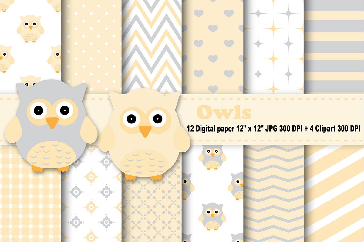 picture about Printable Owl Pattern identify Owls Electronic Paper, Yellow Owl Heritage, Little one Owl Habit, Owl Sbook Papers, Electronic Sbook, Owl Printable, Owl Clipart.