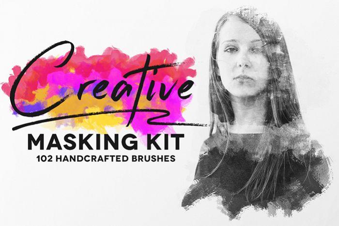 Creative Masking Kit example image 1