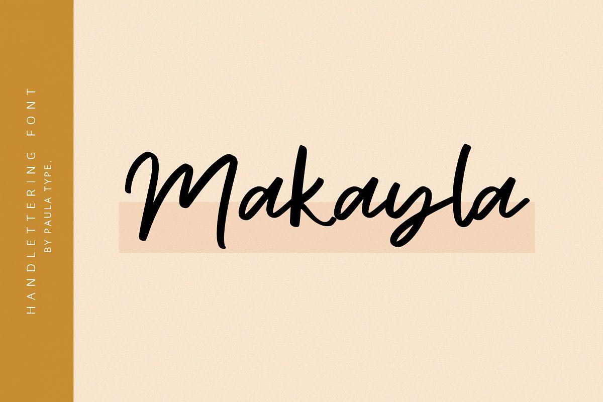 Makayla example image 1