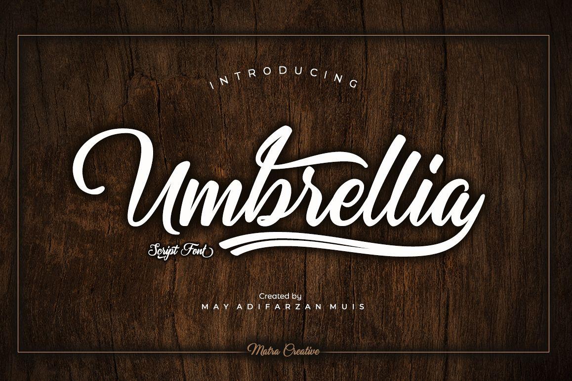 Umbrellia example image 1
