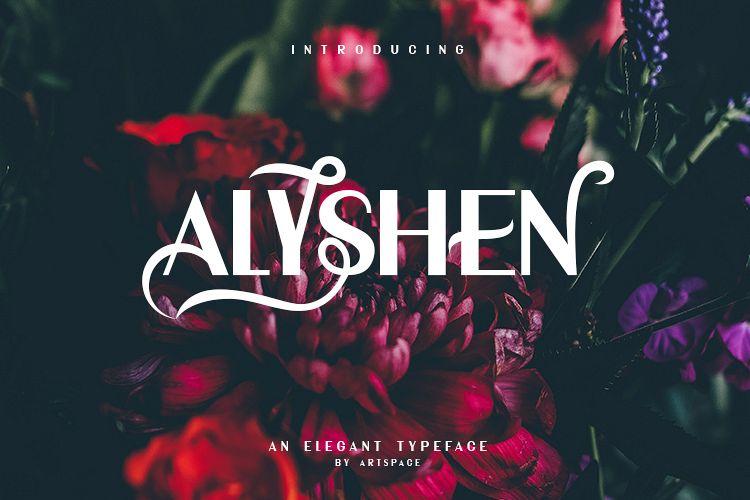 ALYSHEN example image 1