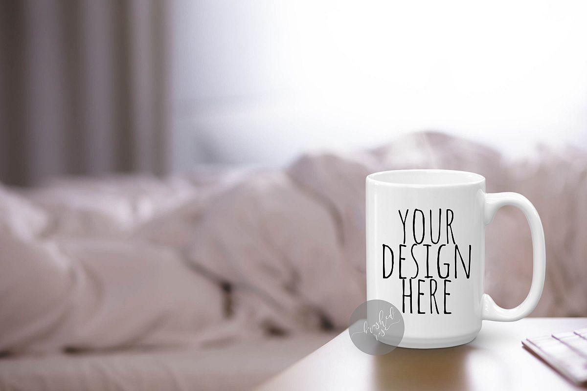 Mug mockup, blank mug, mock ups, coffee mug mock up, mug example image 1