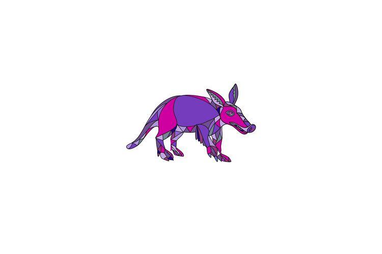 Aardvark Mosaic example image 1