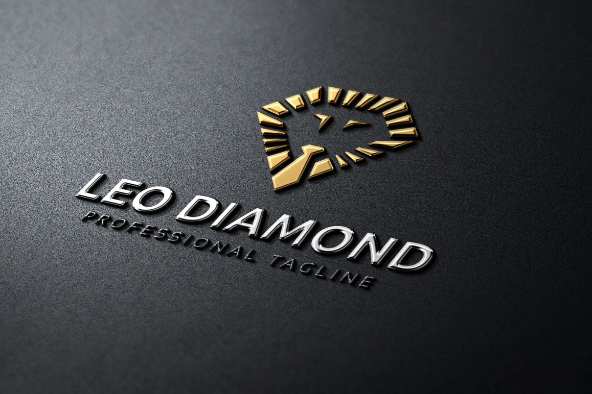 Lion Diamond Logo example image 1
