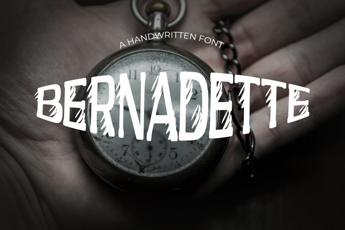 Bernadette example image 1