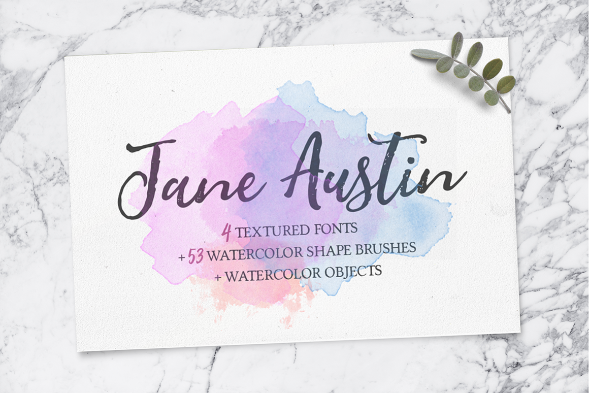 Jane Austin & Extras example image 1