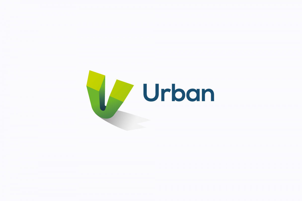 Urban logo example image 1