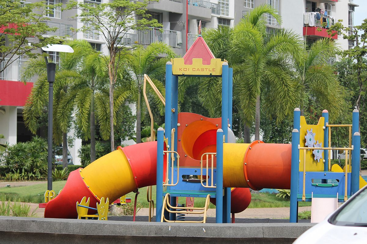 Children play area example image 1