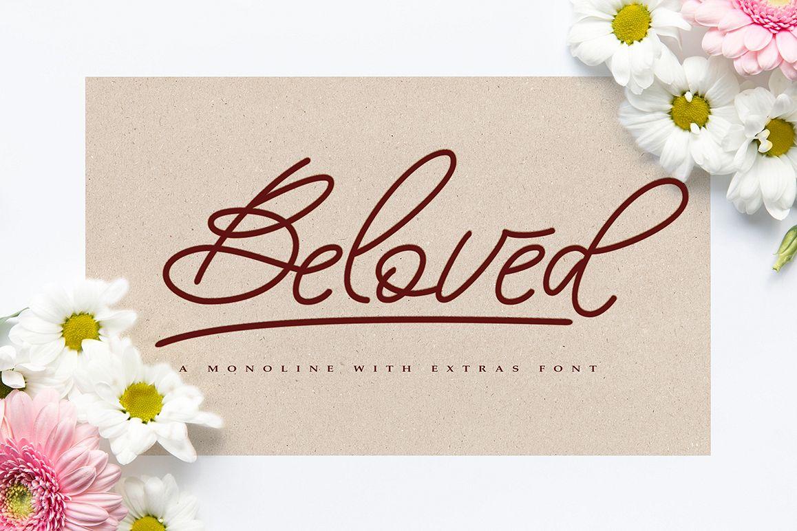 Beloved script example image 1