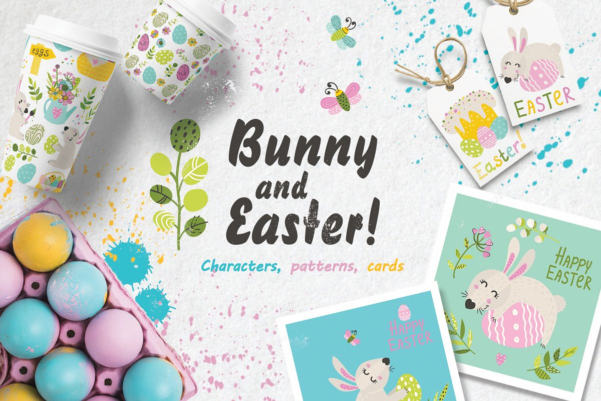 Bunny and Easter! example image 1