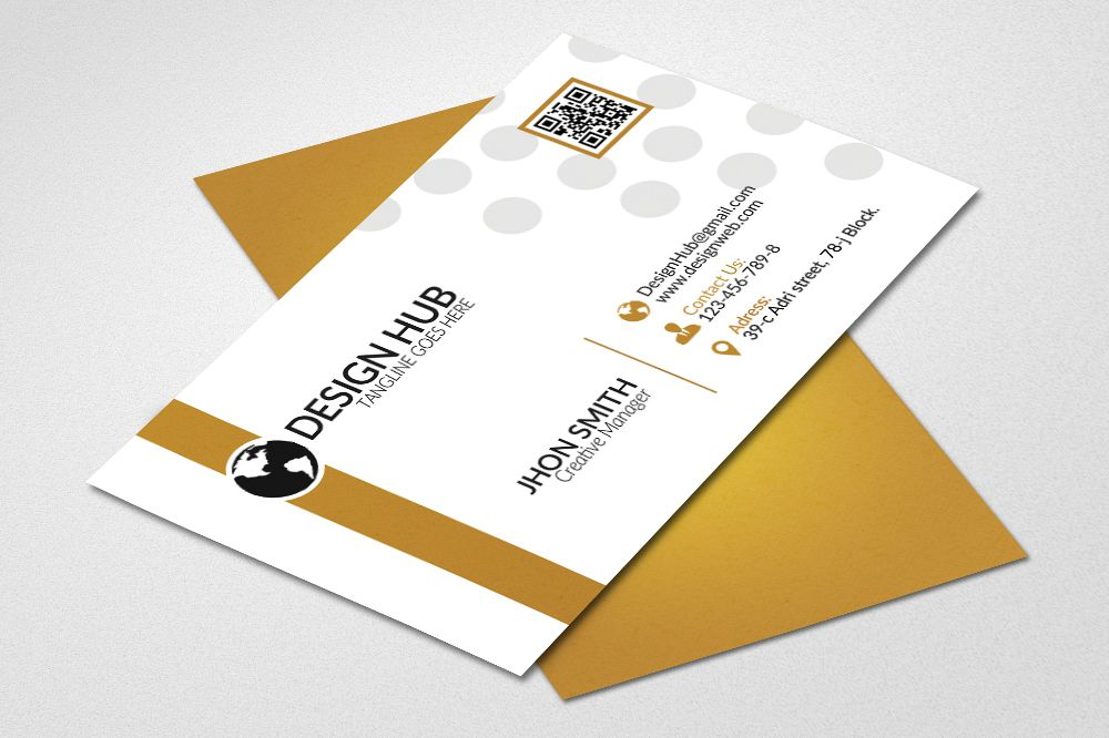 Business Cards Psd example image 1