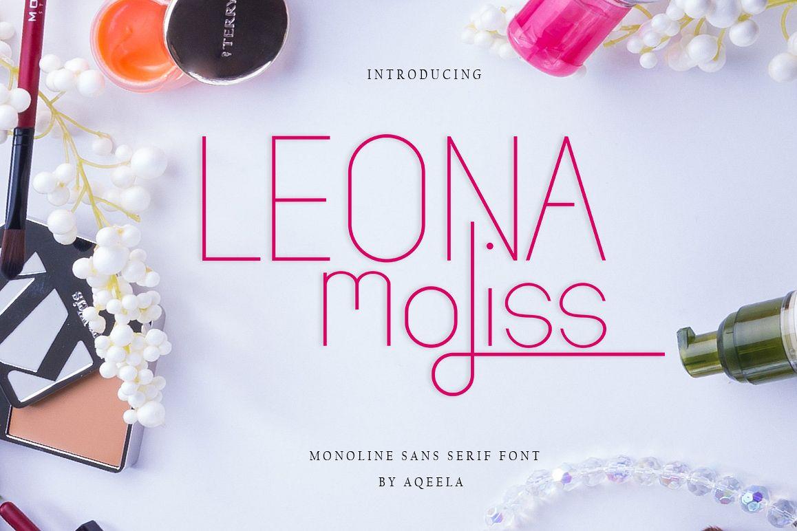 LEONA moliss example image 1