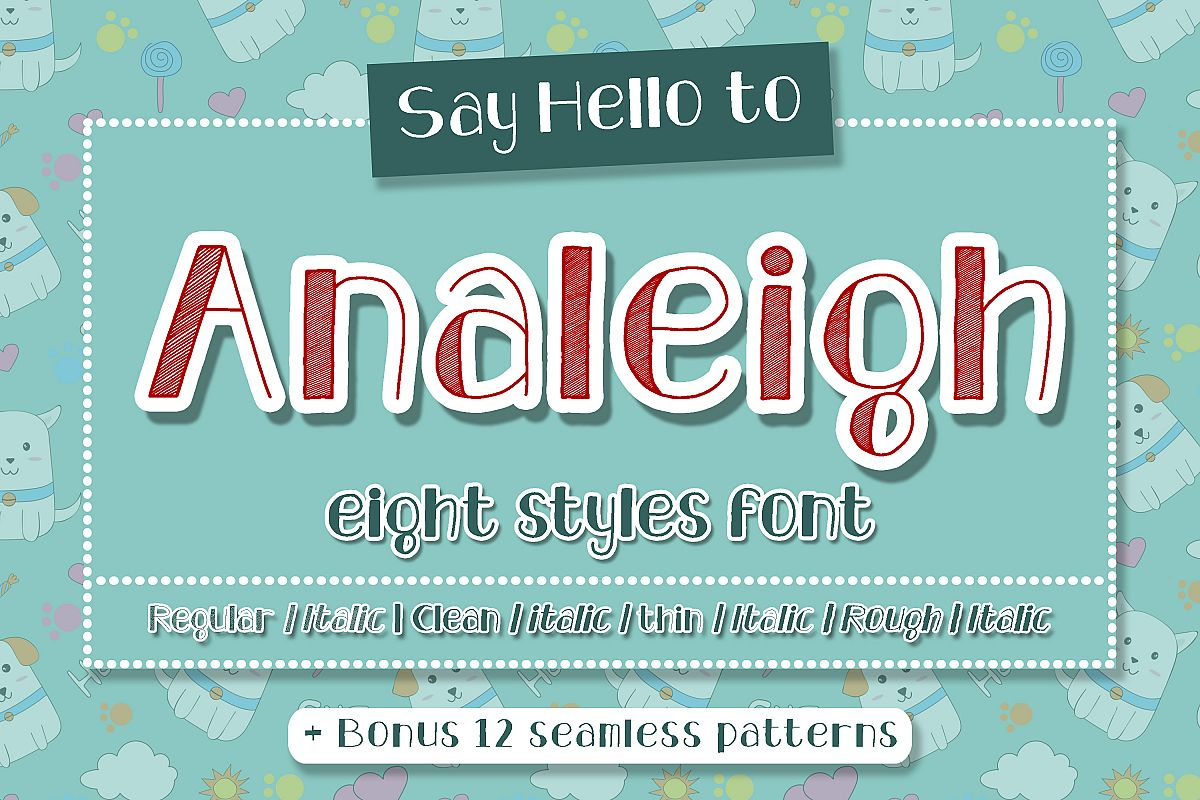 Analeigh example image 1