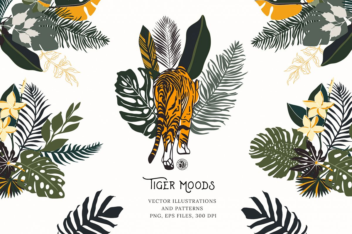 Tiger Moods example image 1