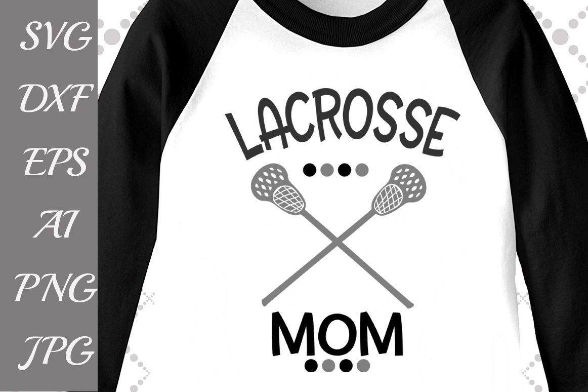 Lacrosse Mom Svg example image 1
