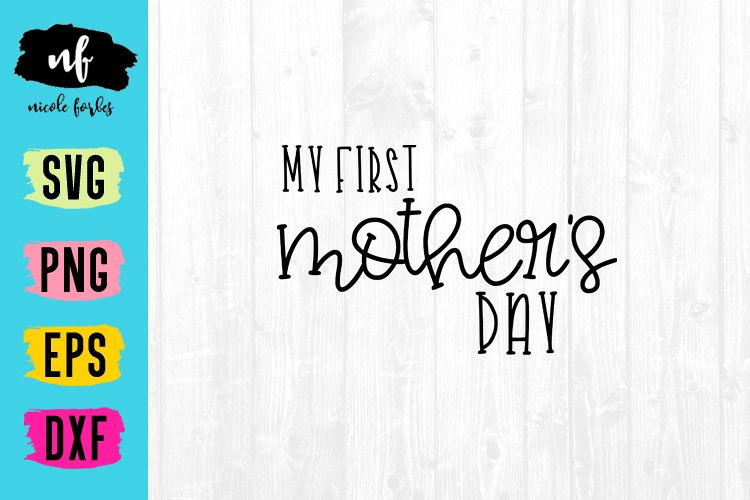 Mom Quote SVG Cut File example image 1