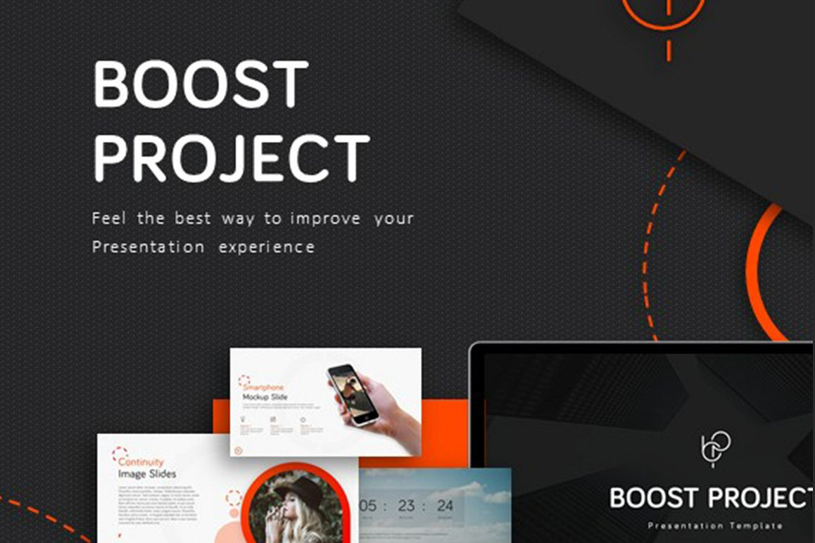 Boost Project Presentation example image 1