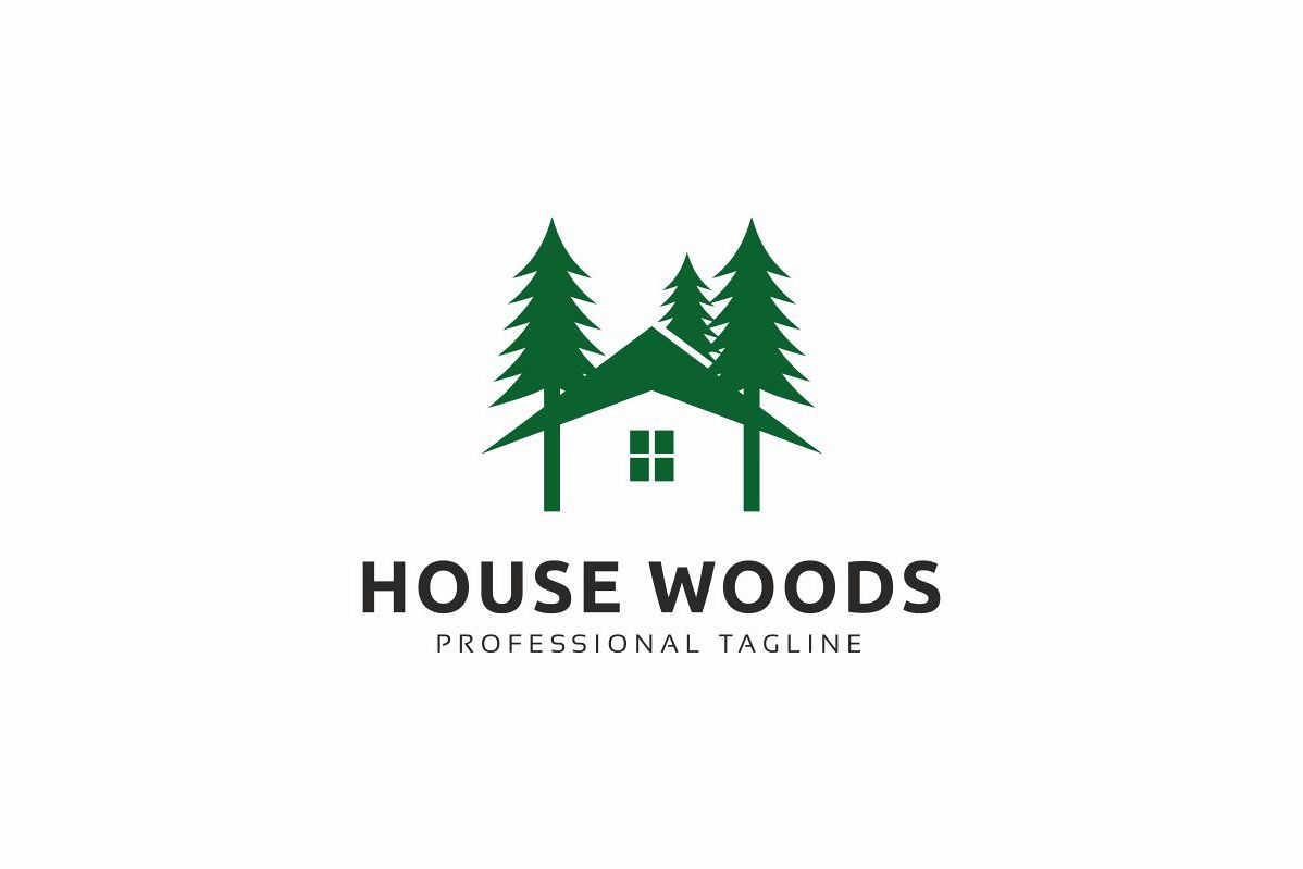 House Tree Logo example image 1