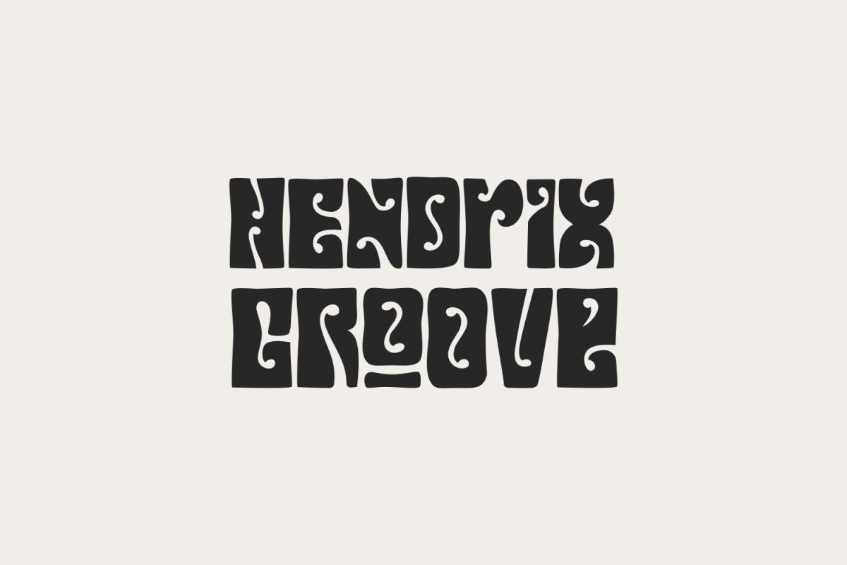 Hendrix Groove example image 1