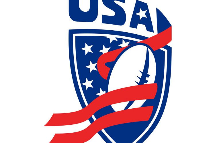 USA American Rugby Ball Shield example image 1