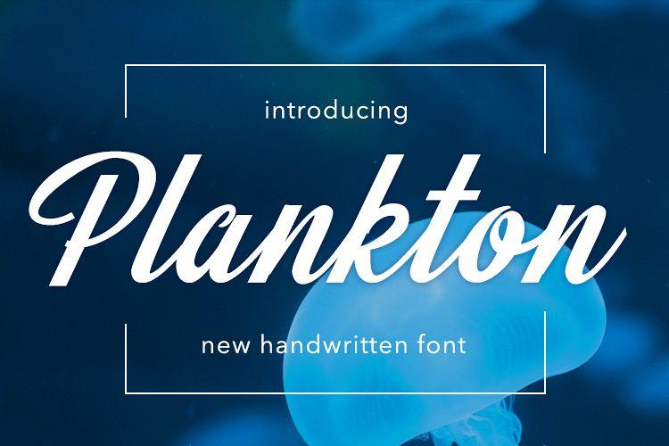 Plankton example image 1