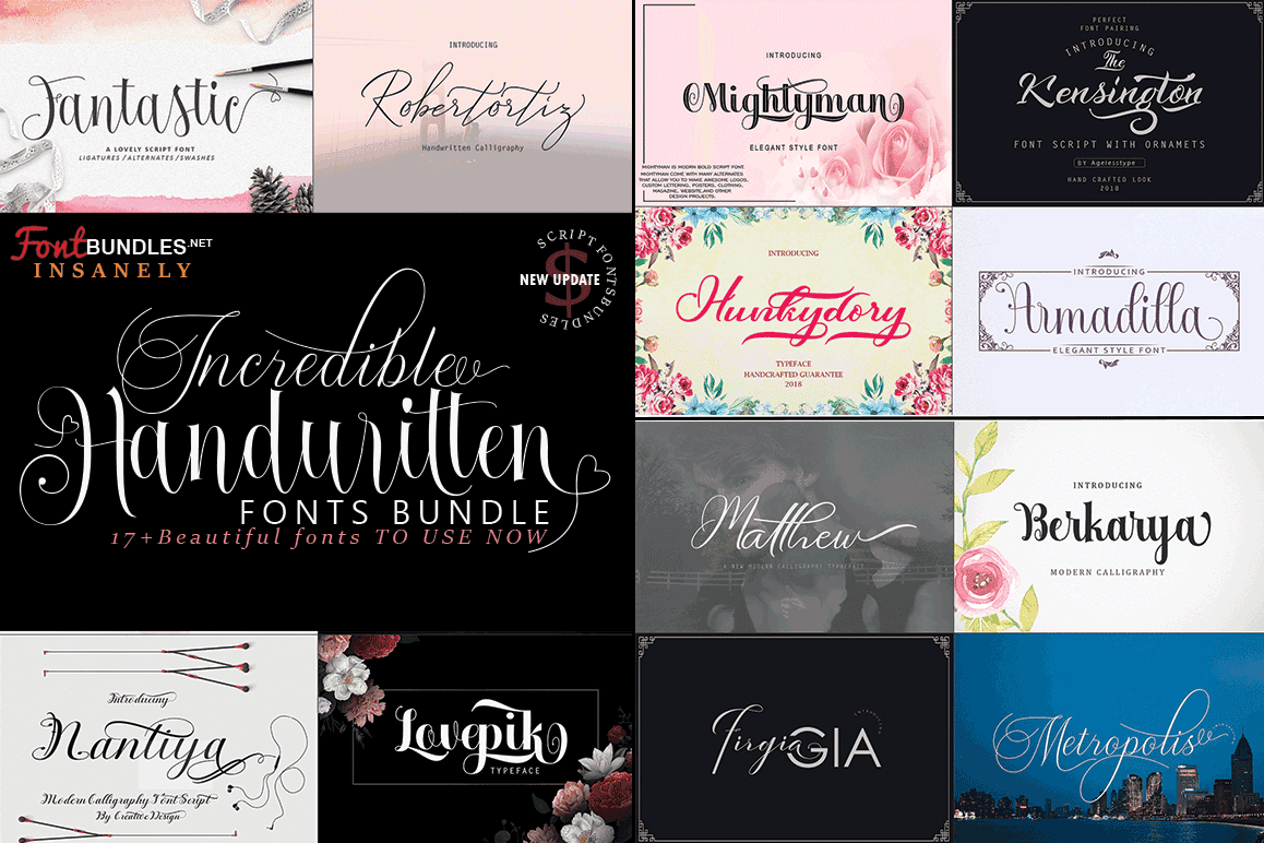ALL-YOU-NEED BUNDLE! 99 OFF! Graceful & Charming example image 1