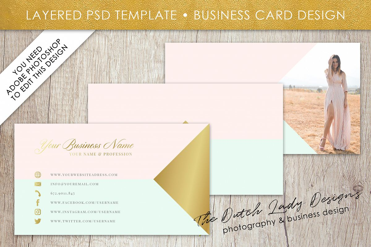 Business card template for adobe photoshop layered psd template business card template for adobe photoshop layered psd template design 13 example image fbccfo