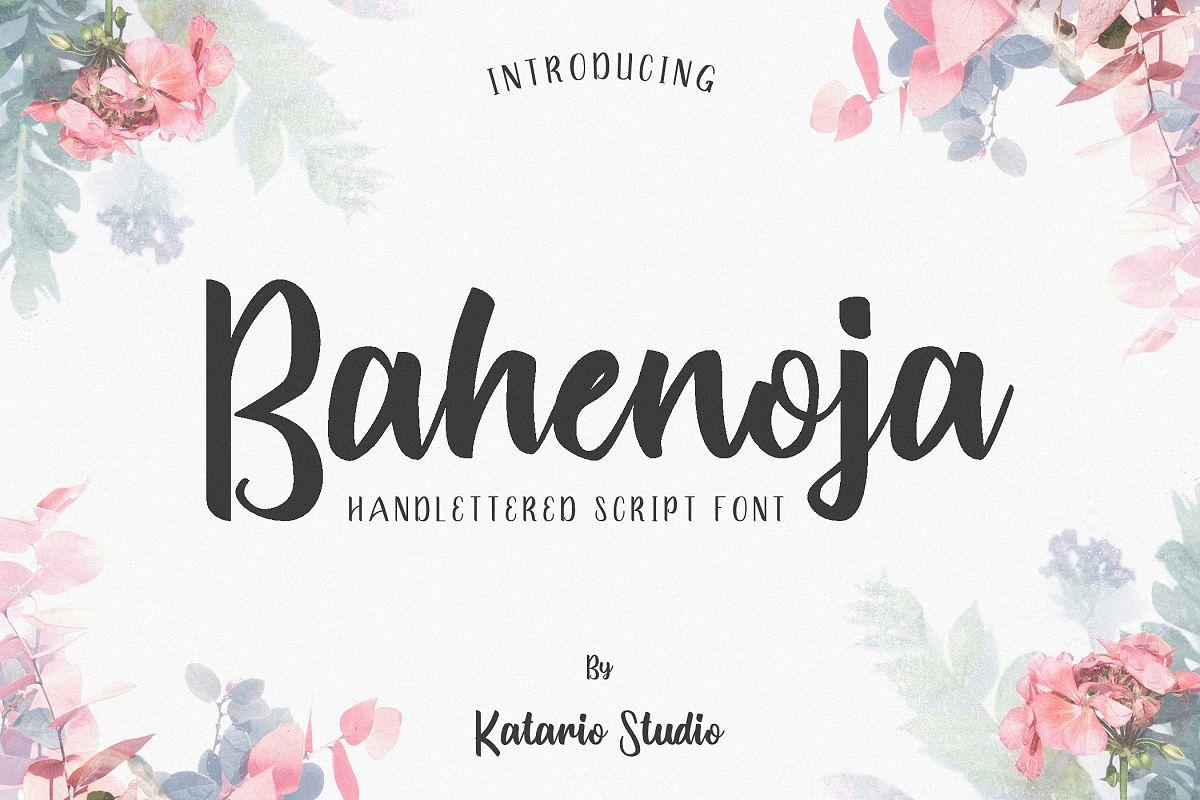 Bahenoja example image 1