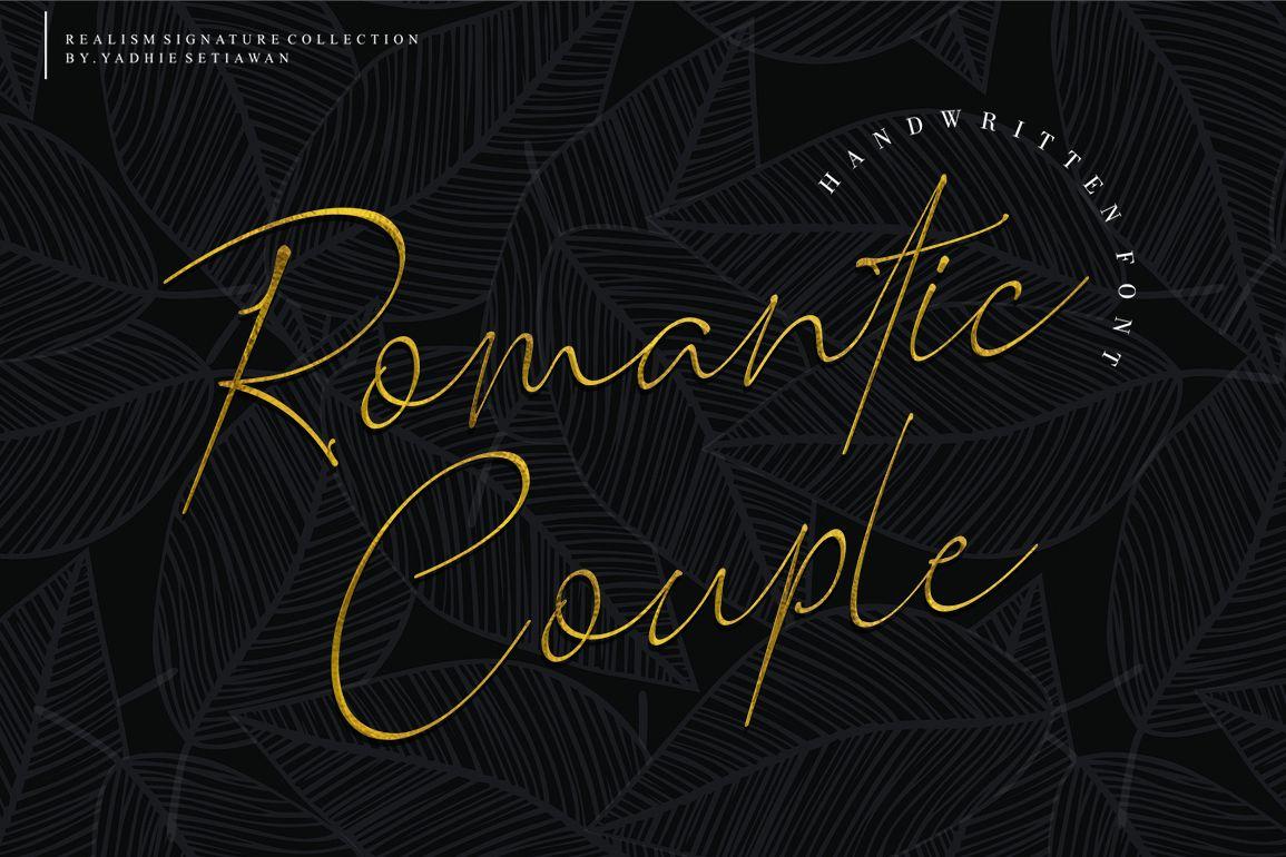 Romantic Couple example image 1