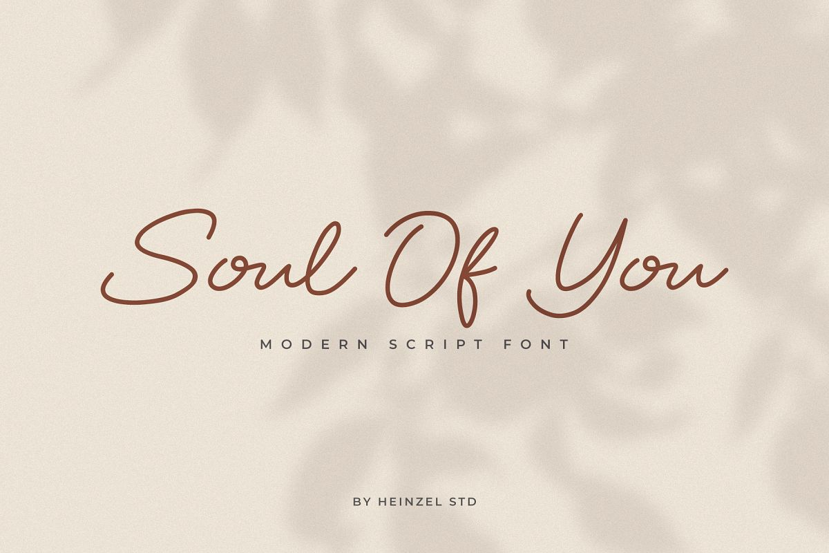 Soul Of You example image 1