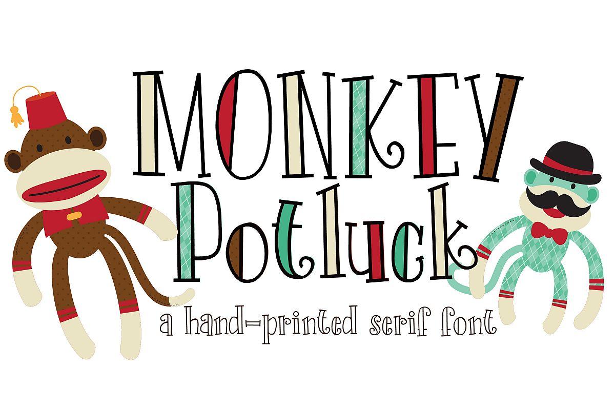 ZP Monkey Potluck example image 1
