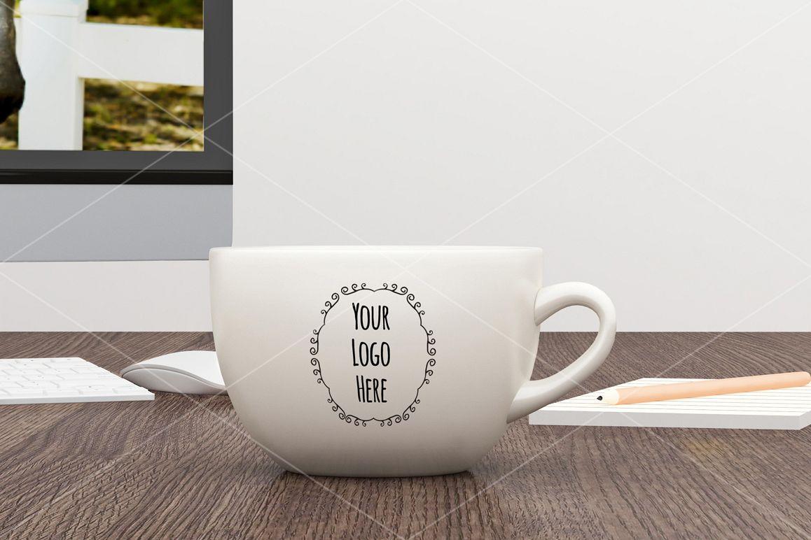 Coffee Mug/Cup Mockup v3 example image 1