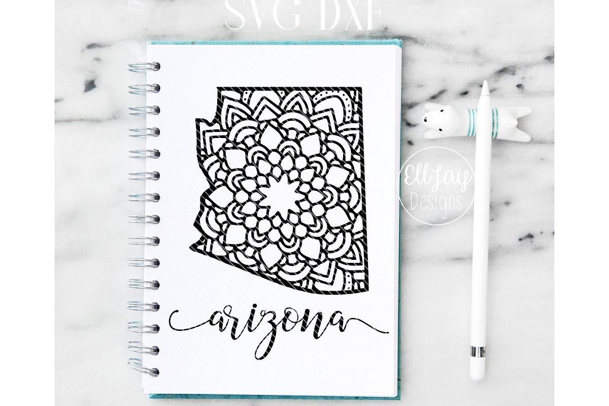 Arizona Mandala  example image 1