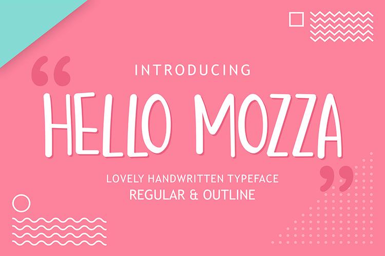 Hello Mozza example image 1
