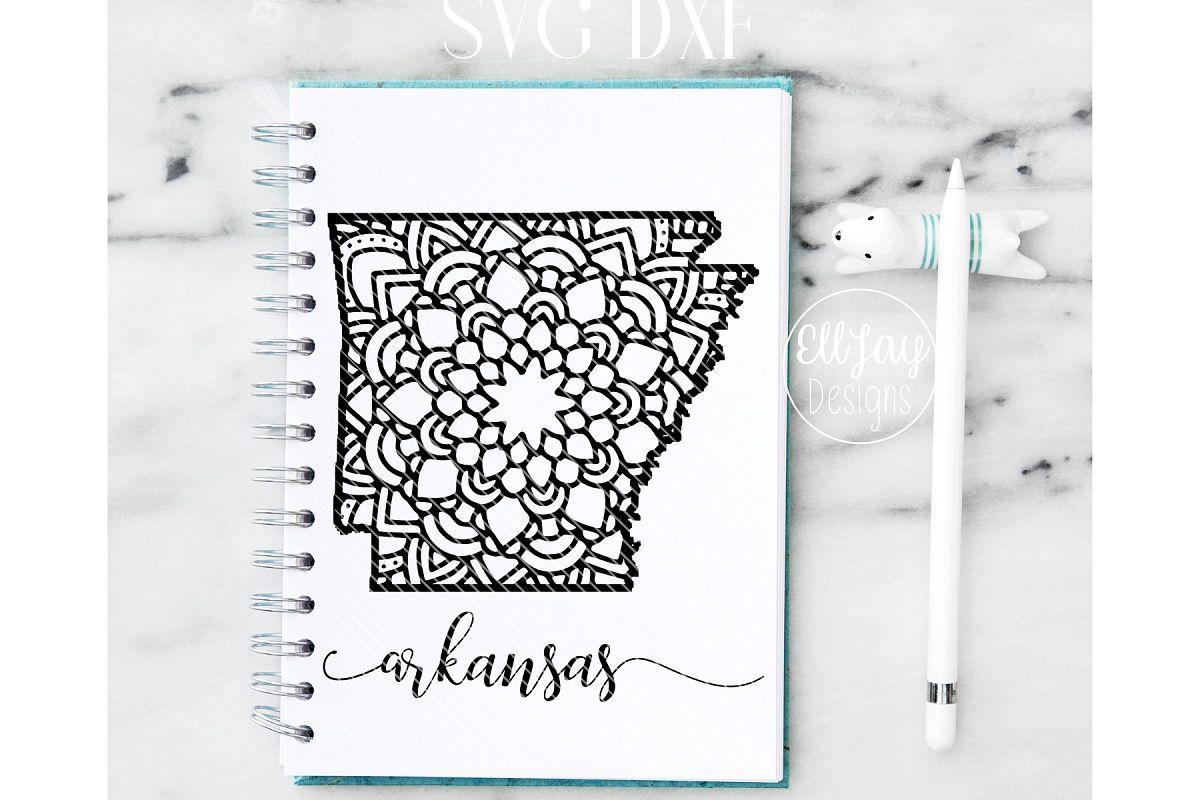 Arkansas Mandala  example image 1