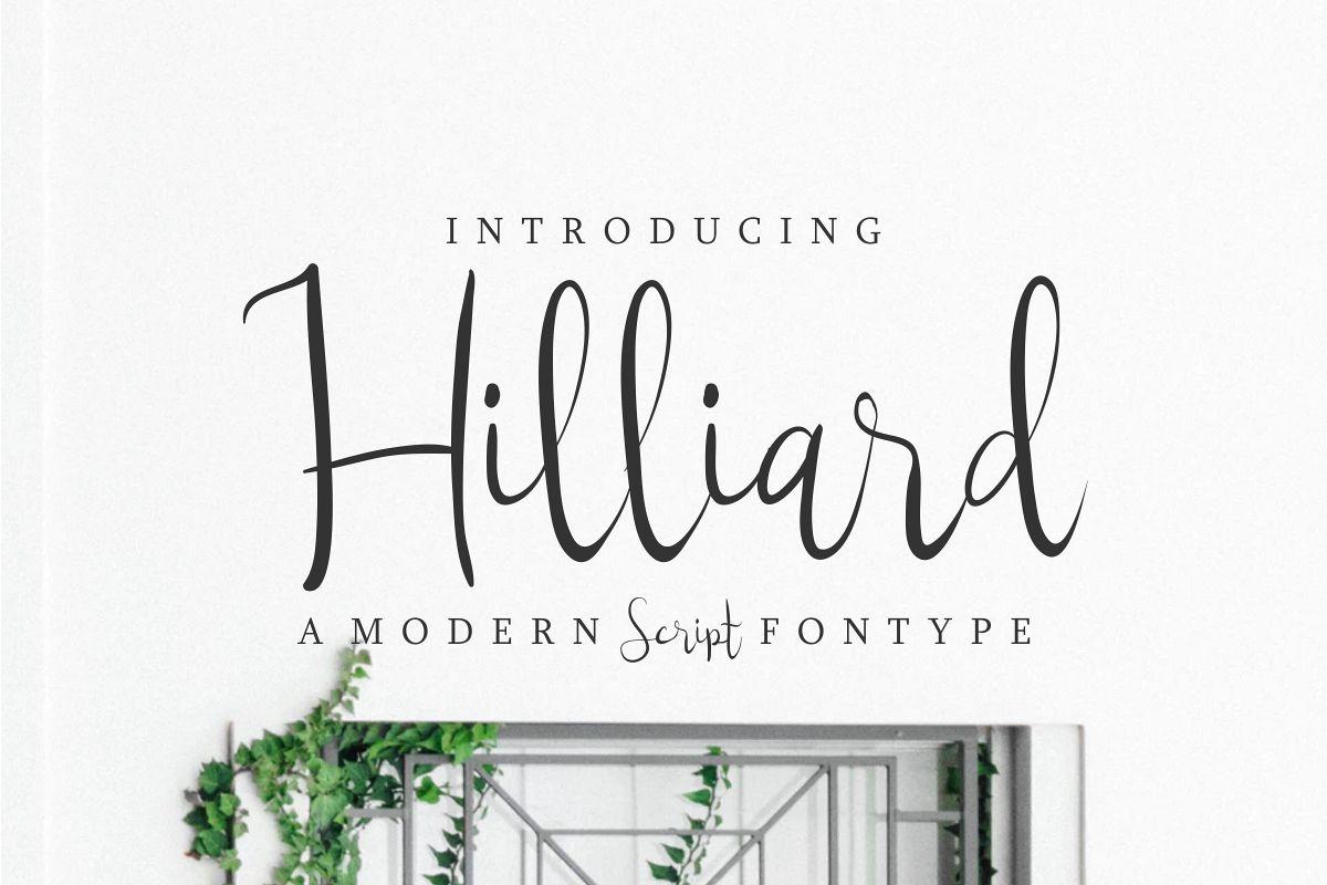 Hilliard example image 1