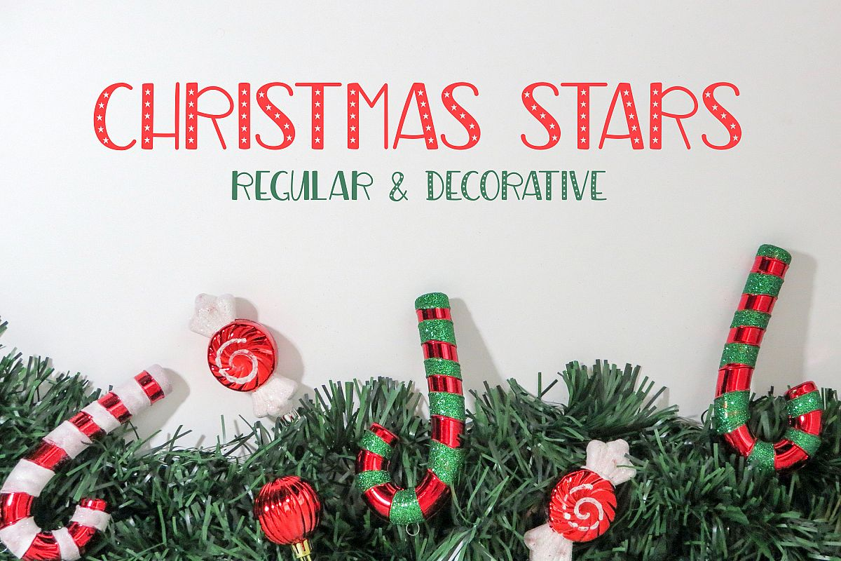 Christmas Stars example image 1