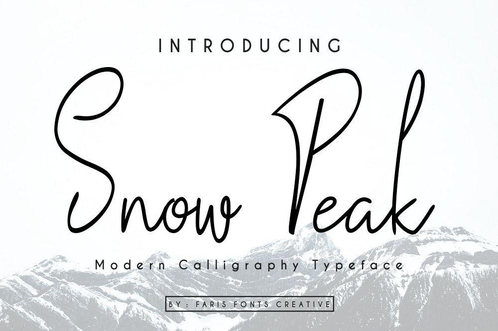 Snow Peak example image 1