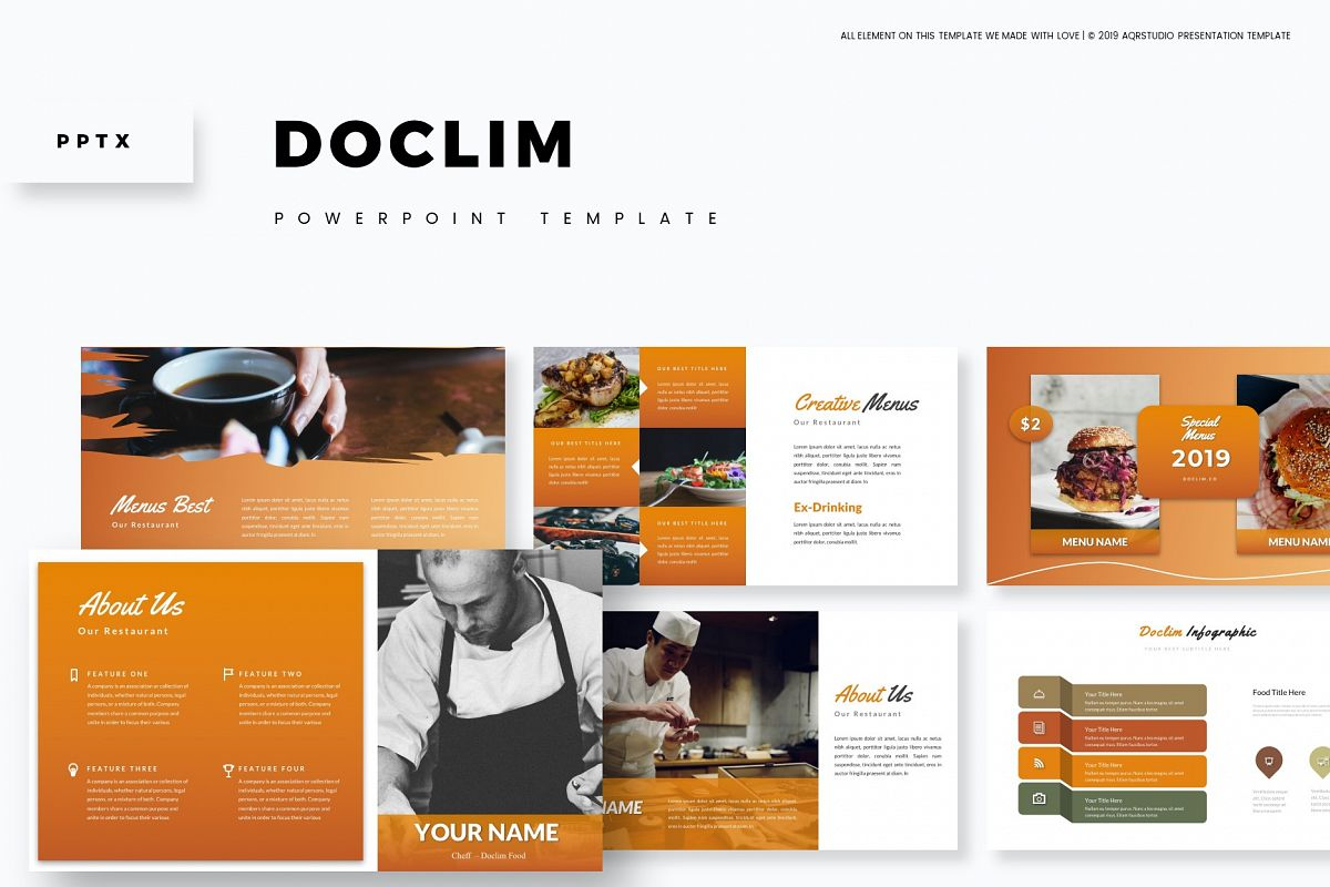 Doclim - Powerpoint Template