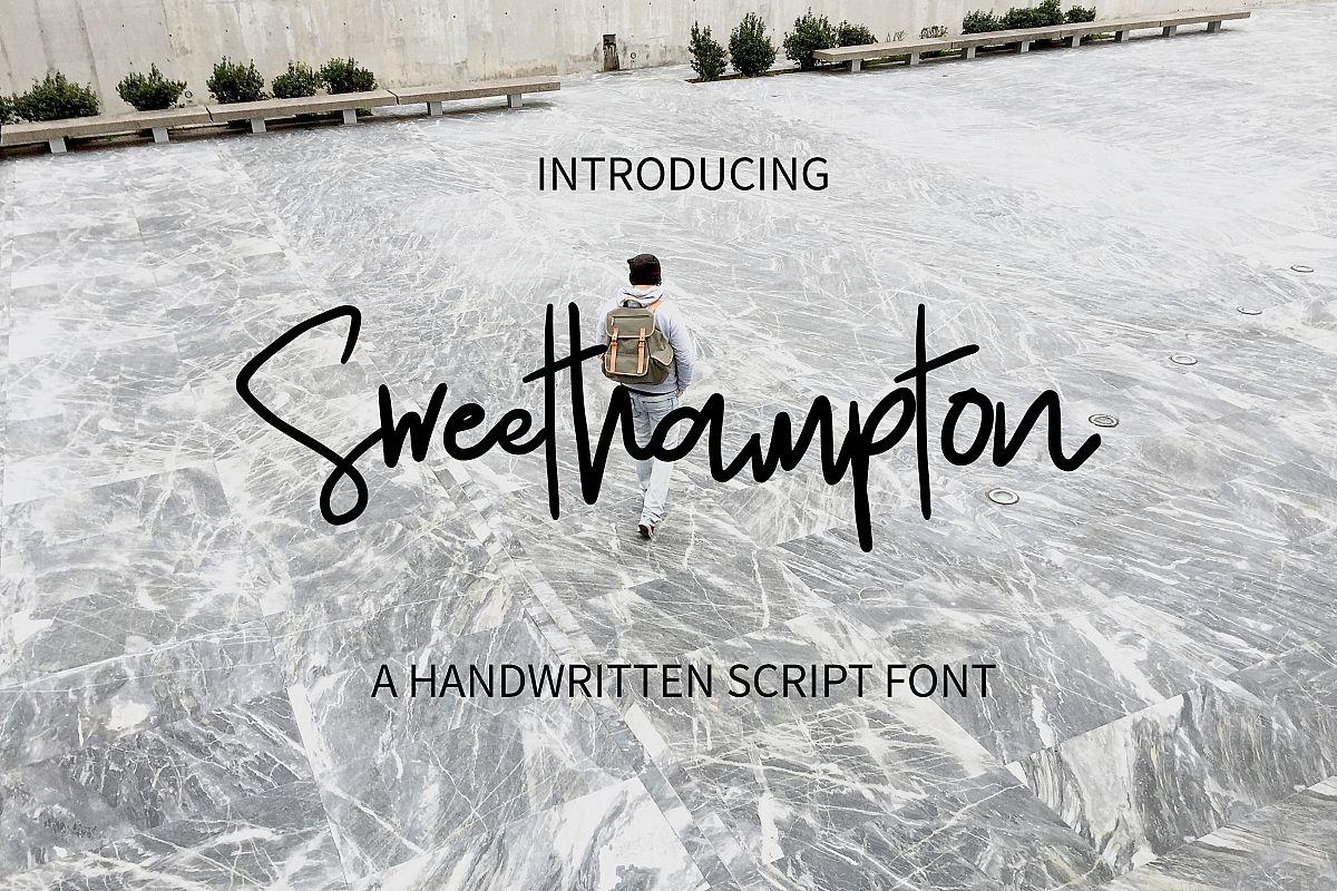 Sweethampton example image 1