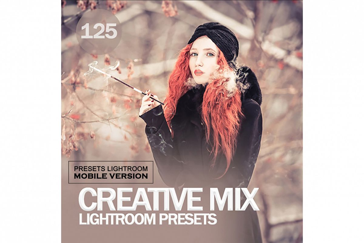 Creative Mix Lightroom Mobile Presets example image 1